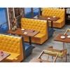 各种饭店快餐桌椅-小吃店桌椅-餐饮桌椅定制批发厂家