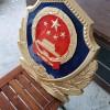 警徽定做出售_各类规格齐全_铝合金压铸工艺不变形不变色