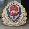 消防徽生产厂家 0.8米法院徽制作 铸铝材质 徽章制作