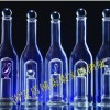三层内置玻璃小猫造型工艺酒瓶吹制玻璃小猫艺术酒瓶威士忌酒瓶