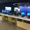 超高清虚拟演播室搭建方案 校园录播教室导播间