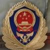 贵州省消防徽制作厂家 2米消防救援徽现货 贴金消防徽定制