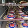 辽宁省警徽厂家 哪里有定制警徽工厂 公安警徽销售批发商