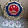 安顺市高光泽现成1米 1米5 1米8 和2米警徽 生产厂家