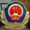 武汉派出所警徽生产批发  4米国徽制作厂家