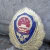 0.8米消防徽生产厂家新款铸铝消防挂徽制作厂家
