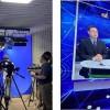 政府电视台 新闻虚拟演播室搭建