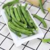 青刀豆脆果蔬脆厂家生产加工代理加盟 批发订制OEM贴牌代工