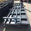 铁路消音墙钢模具-铁路遮板钢模具