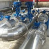 室外大直径管道保温工程空调风管铁皮保温施工队