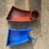桥梁护栏铸钢支架-铸铁牛角支撑架-焊接牛角防撞支座